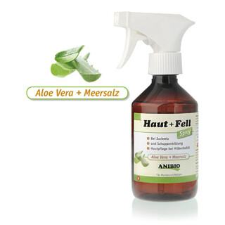 ANIBIO Haut- und Fell - Spray 300ml