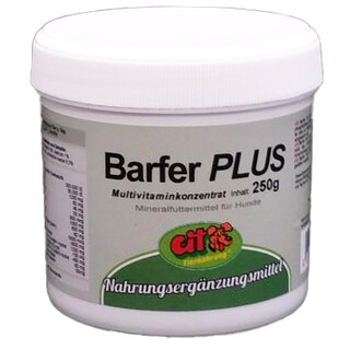 cit Barfer PLUS 250 g