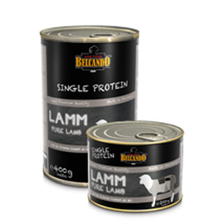 BELCANDO SINGLE PROTEIN LAMM 400g